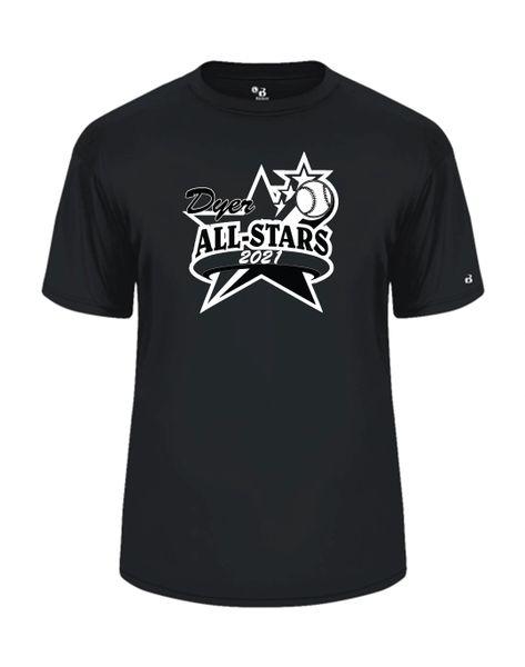 Dyer All-Star Splitter T-Shirt