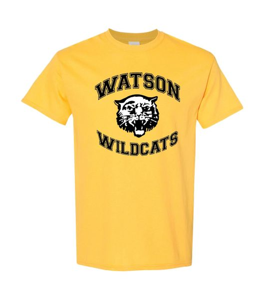 Watson Wildcats Arched T-Shirt
