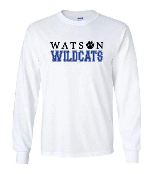 Watson Wildcats Long Sleeves