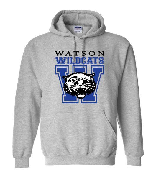 Watson Wildcats W Hoodie