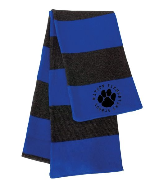 Watson Embroidered Scarf