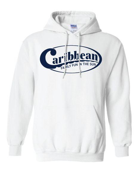 Caribbean Pools Heavy Blend™ Hooded Sweatshirt