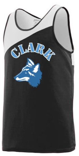 Clark Cross Country Uniform Tank