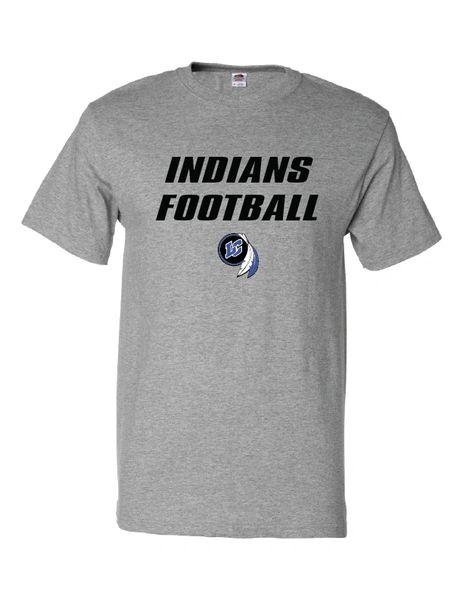 Indians Football T-shirt