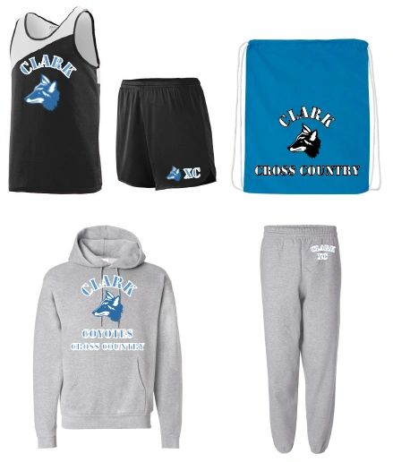Clark Cross Country Sweats Package