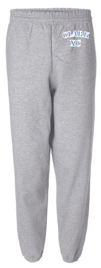 Clark Cross Country Sport Grey Sweats Pants