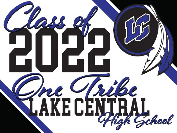 Class of 2022 One Tribe - Yard Sign