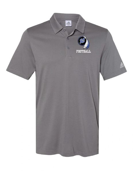 Lake Central Football Embroidered Cotton Blend Sport Shirt