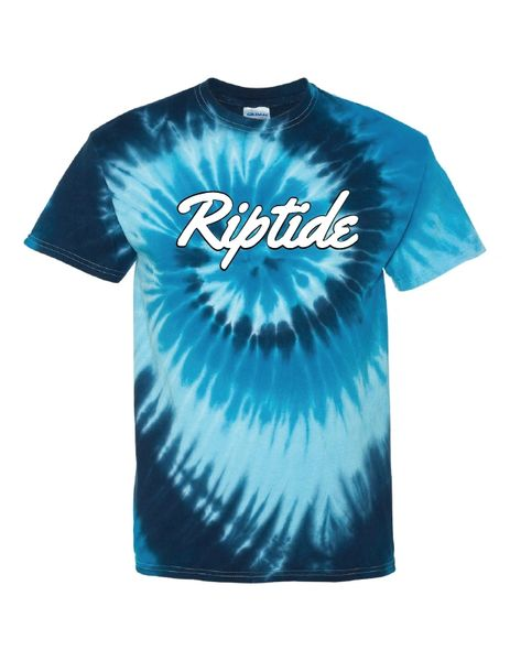 Riptide Tie-Dyed T-shirt