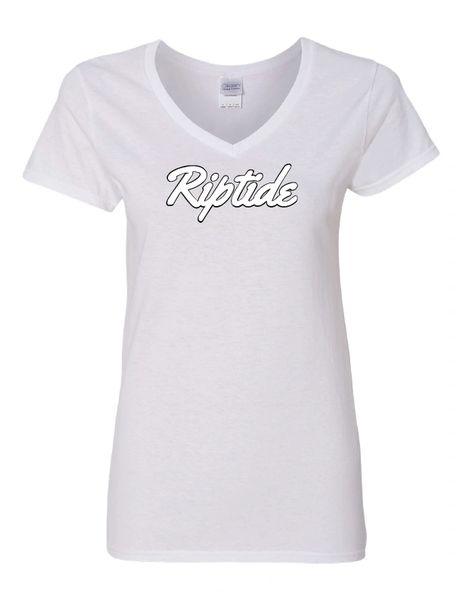 Riptide Women's V-Neck T-Shirt