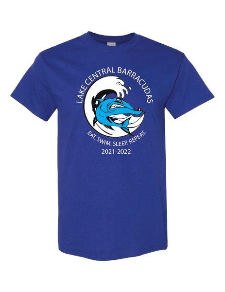 LC Barracudas 2021-2022 Team Shirt