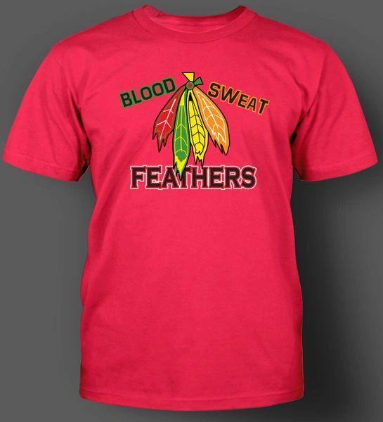 Chicago Blackhawks - Blood, Sweat & Feathers