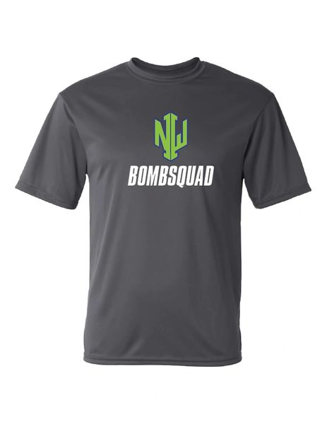 NWI Bombsquad Performance T-shirt