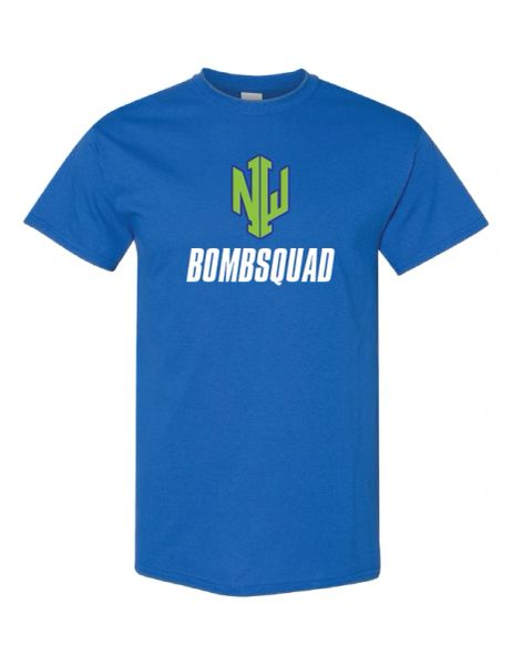 NWI Bombsquad Heavy Cotton T-shirt