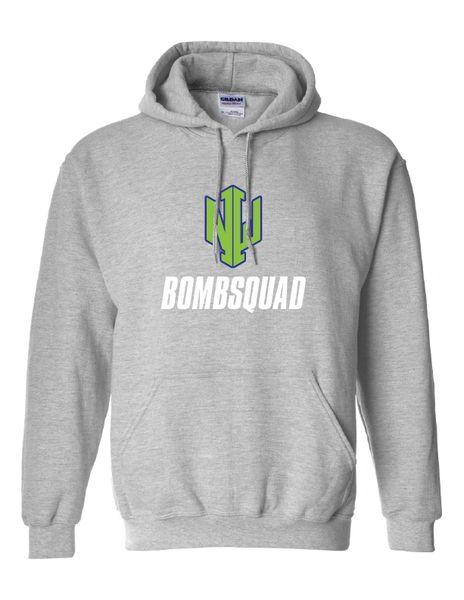 NWI Bombsquad Heavy Blend Hooded Sweatshirt