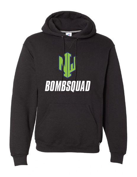 NWI Bombsquad Dri Power Hooded Sweatshirt