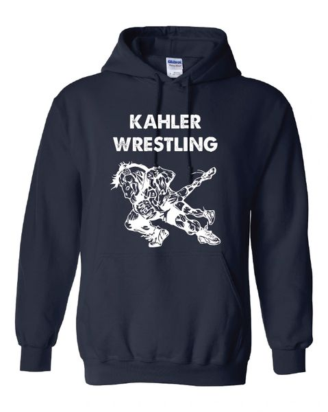 Kahler Wrestling Hoodie 2021