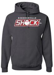 Shock Baseball Hoodie