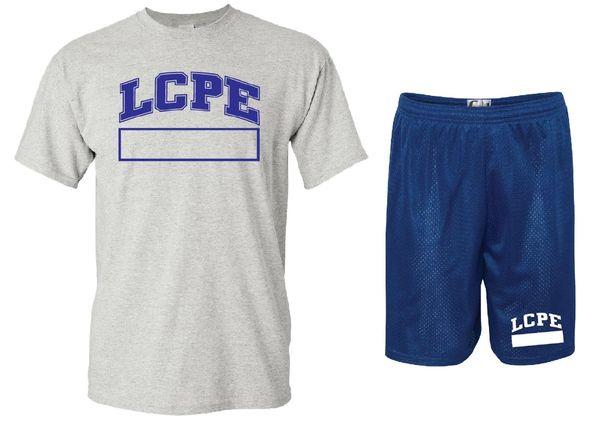 LCPE Uniform