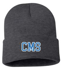 "CMS 12"" Knit Beanie"