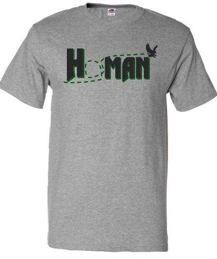 Homan Eagle T-shirt