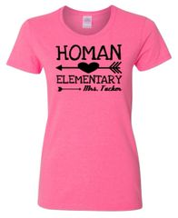 Homan Elementary Arrow Shirt