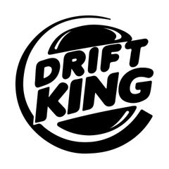 'Drift King' Decal