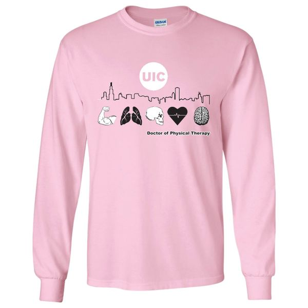 UIC Long Sleeve T-Shirt
