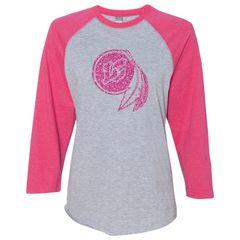 Hot Pink Dream Catcher Jersey