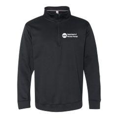 UIC Quarter Zip Pullover