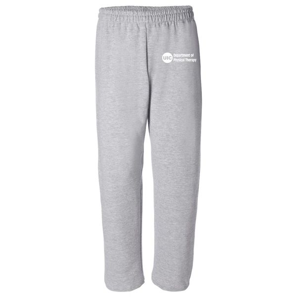 UIC Open Bottom Sweat Pants