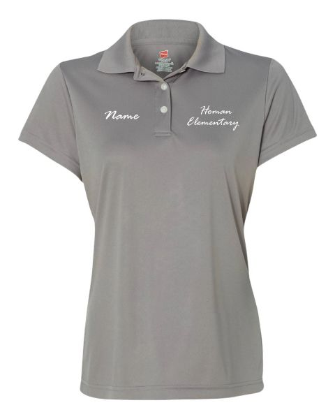 Homan Women's Polo