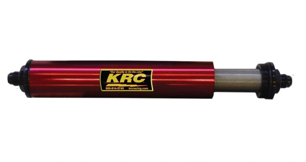 Kluhsman Racing Products KRC-1051L 30 Long Throttle Linkage Rod for KRC-1040 Use with IMCA Stock Car
