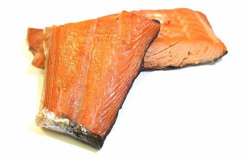 Alder Smoked King Salmon