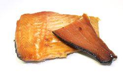 Teriyaki Alder Smoked King Salmon