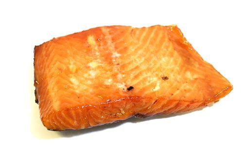 Honey Alder Smoked King Salmon