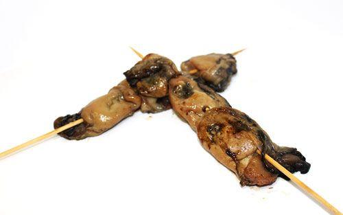 Teriyaki Alder Smoked Oyster Sticks