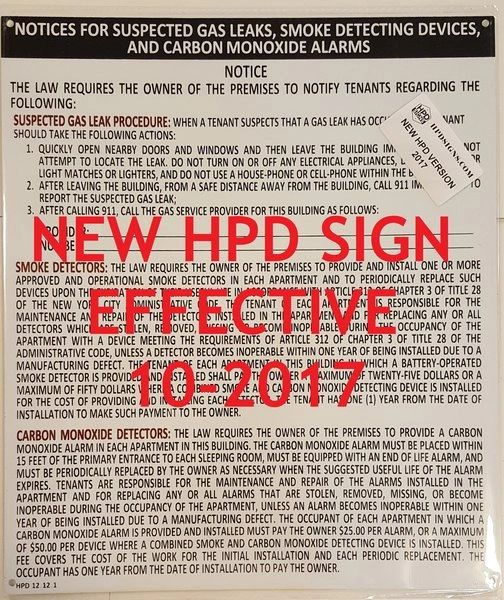 HPD COMBINED NOTICE SIGN 12.12.1
