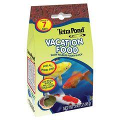 Tetra Pond - TetraPond Vacation Fish Food 16477