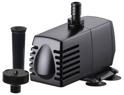 HWG 400 GPH PUMP & FOUNTAIN KIT SKU: 82425 HWG2425