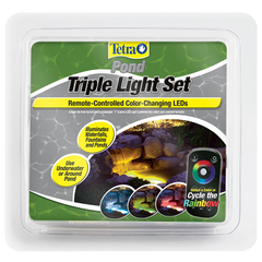 Tetra Pond - Triple Light Set with Remote-Control 19763
