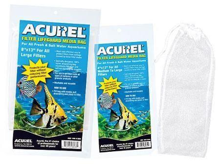 Acurel Nylon Drawstring Media Bags