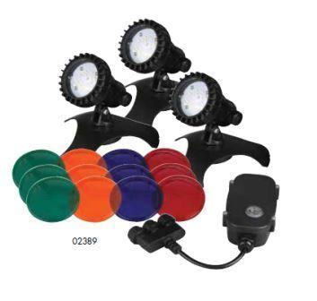 Pondmaster Light Set with Transformer SKU: 02387