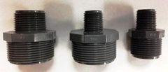 PVC Reducing Nipples MPT x MPT