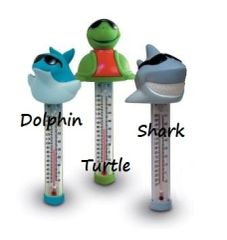 Game Products Pool & Pond Thermometers