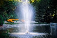 Scott Aerator Twirling Waters Fountain