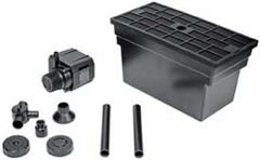 Beckett Submersible Pond Filter Kit