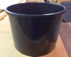 Heavy duty rigid polyethylene 8 gal Container
