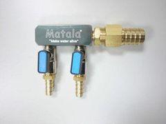 Matala 2 Valve Manifold MWT084-86-88
