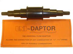 Uni~Daptor Universal Flow Adapter